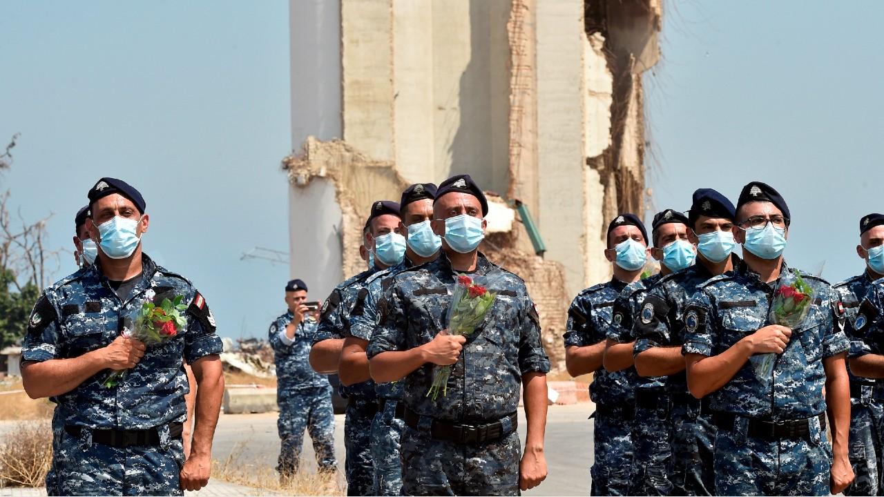 Líbano conmemora aniversario de la explosión de Beirut con marchas y actos