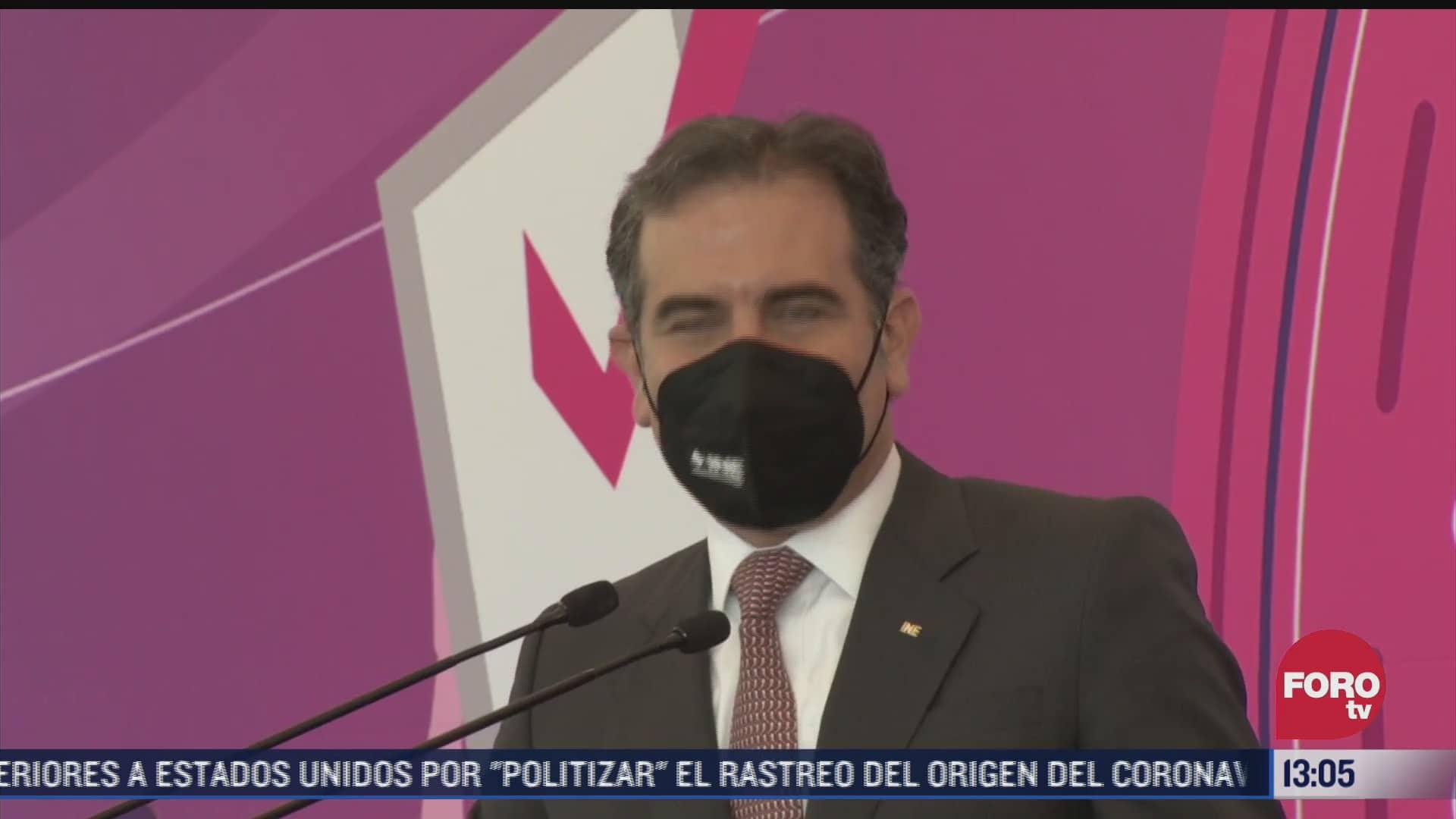 lorenzo cordova espera que ciudadanos ignoren llamado a no participar en la consulta popular