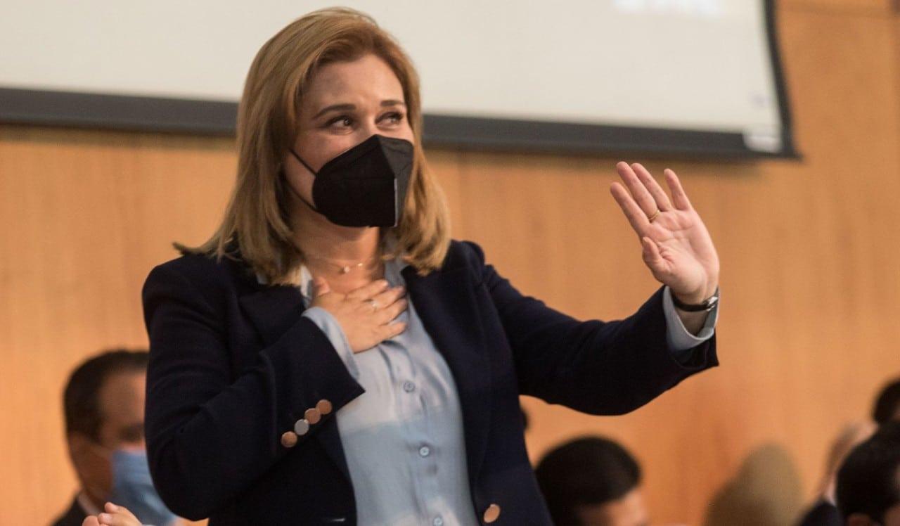 Maru Campos, gobernadora electa de Chihuahua, da positivo a COVID-19(cuartoscuro.com/archivo)