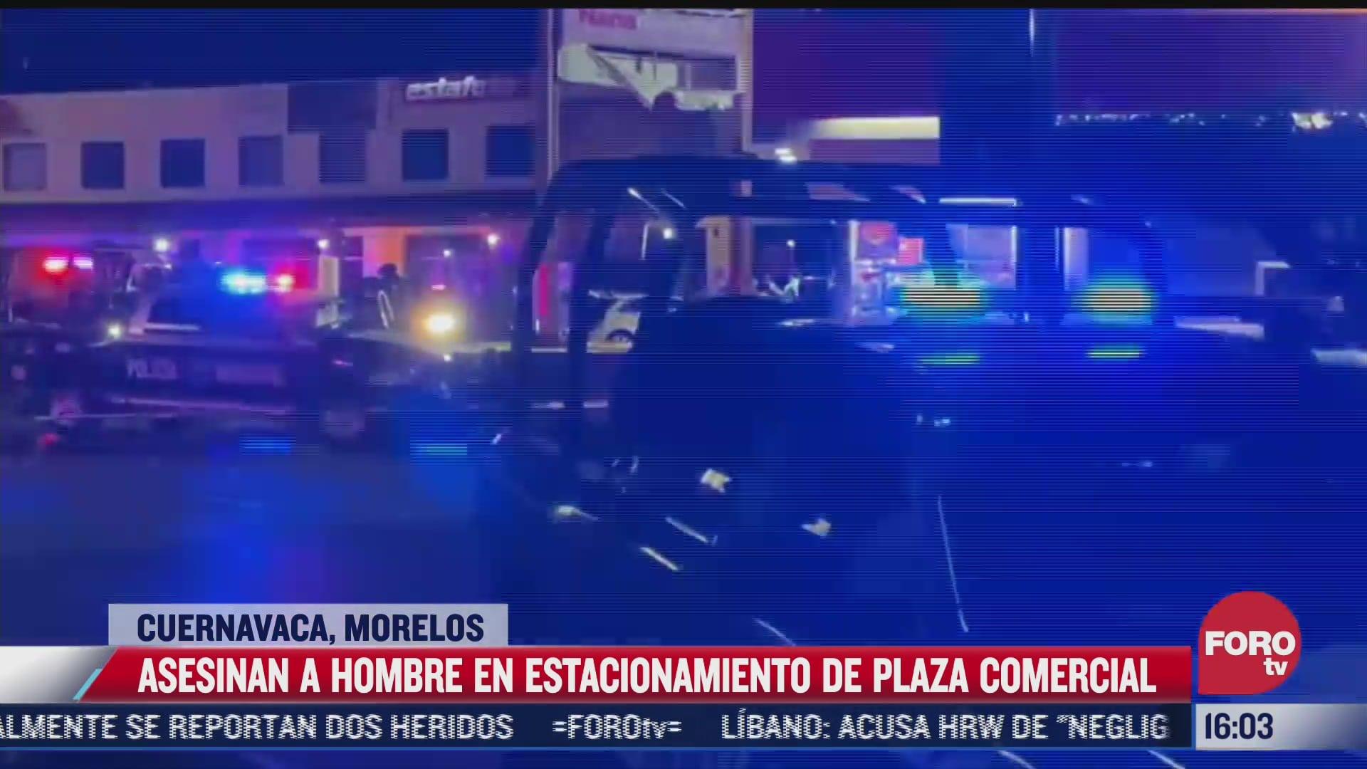 matan en estacionamiento a presunto involucrado con desaparicion de los normalistas de ayotzinapa