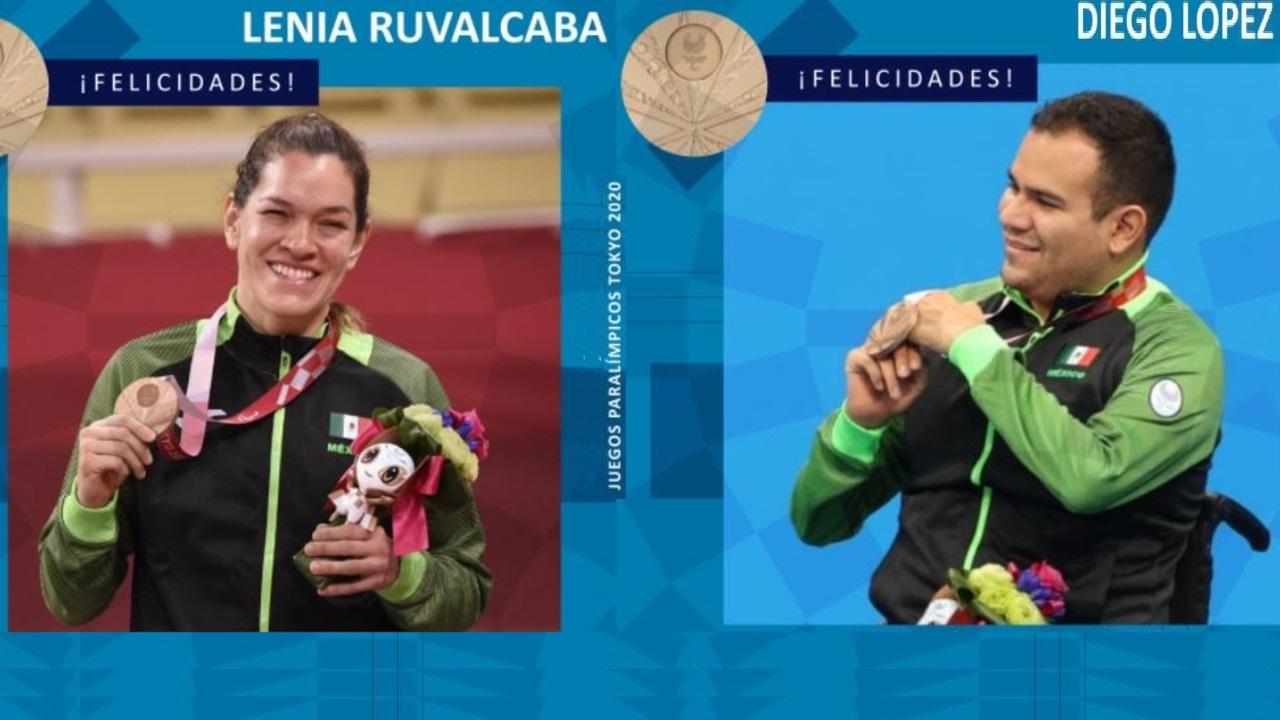 México suma 7 medallas en Juegos Paralímpicos de Tokyo 2020