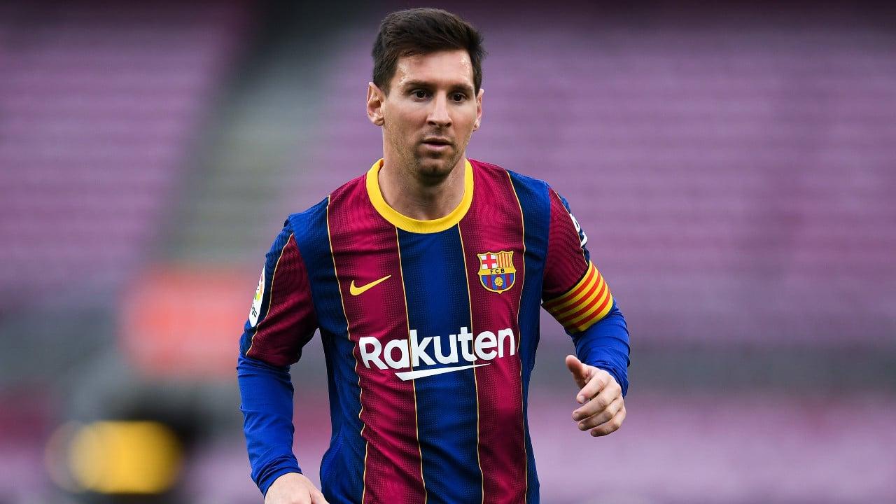 Lionel Messi no firmará con Barcelona