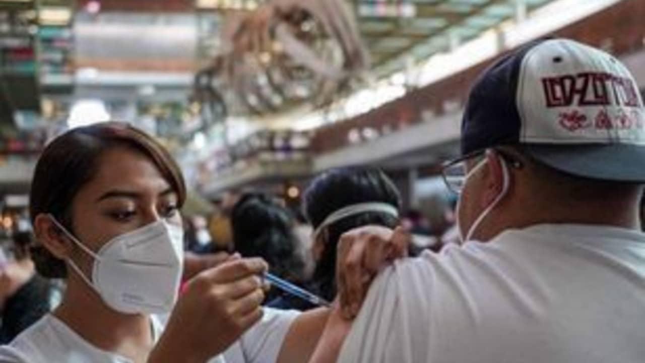 México ha aplicado más de 80.4 millones de vacunas contra COVID-19