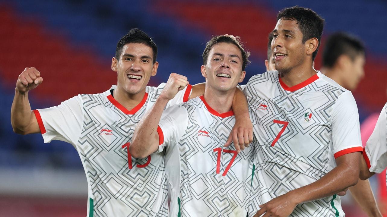 México vs Brasil: horario para ver en vivo semifinales de Tokio 2020