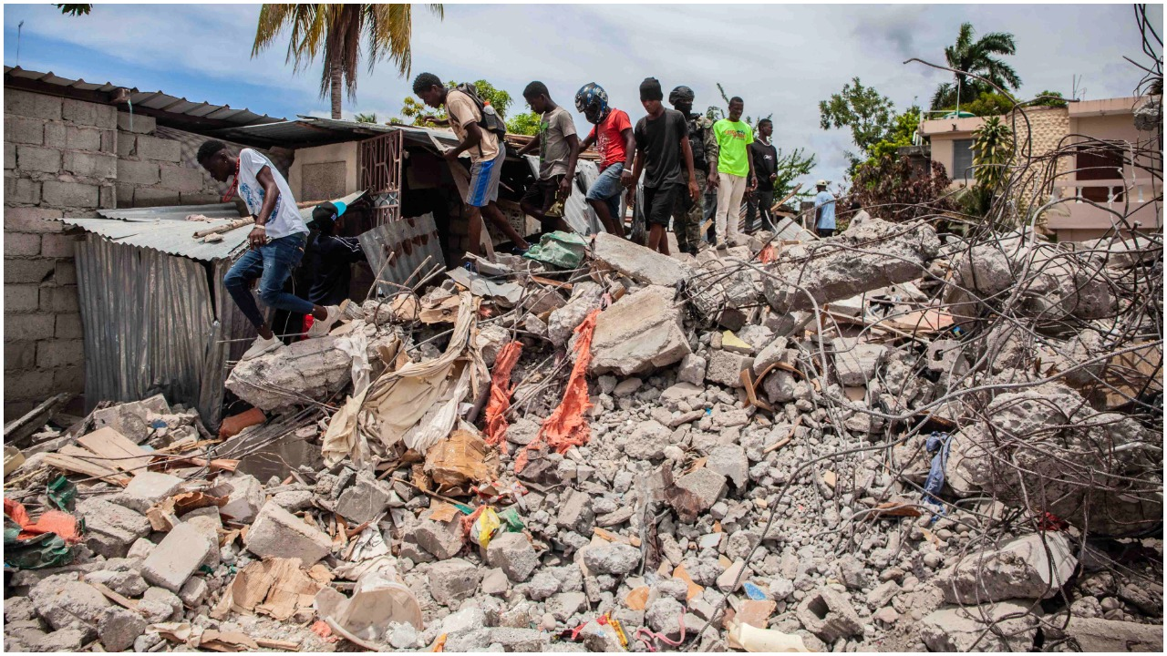 Muertos Haití