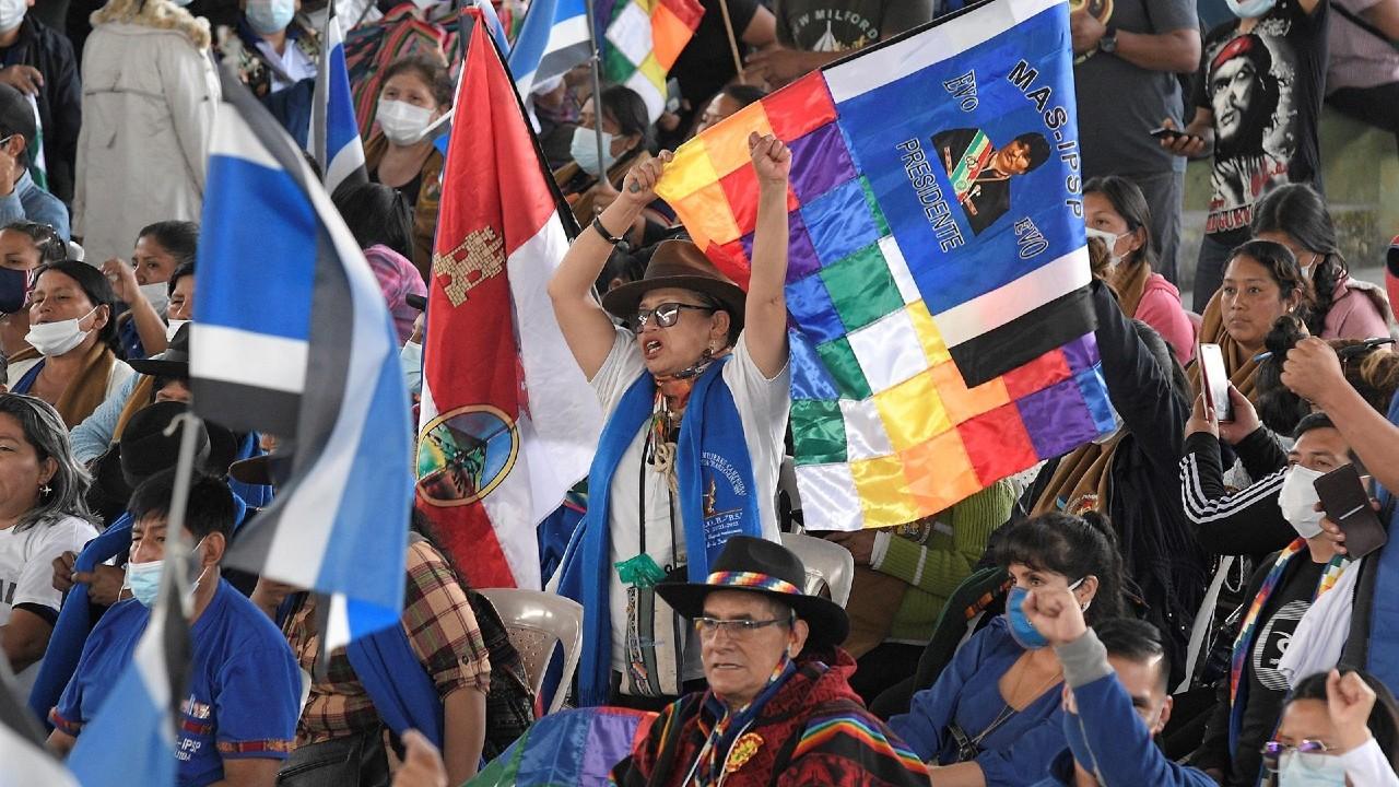 Partido MAS de Bolivia sancionará a partidarios que tengan conductas de derecha