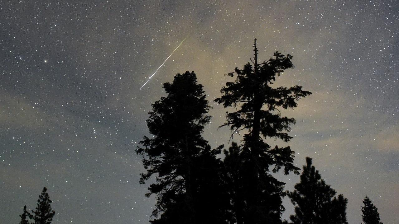 perseidas, lluvia de meteoros, astronomía, agosto
