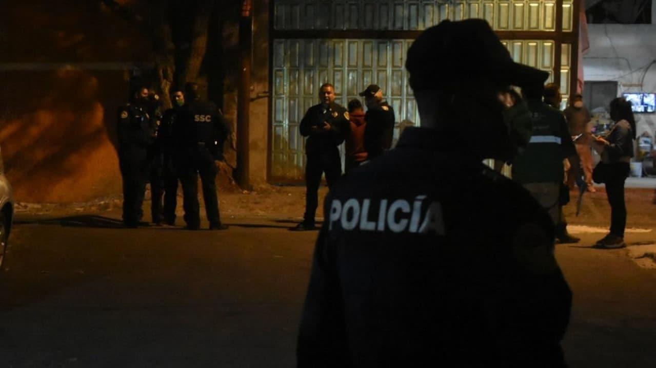 Matan a dos personas y otras dos resultan heridas por balaceras en Tlalpan