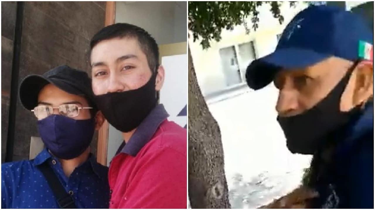 Policías de Torreón acusados de discriminar y amenazar a pareja gay por besarse y abrazarse en vía pública