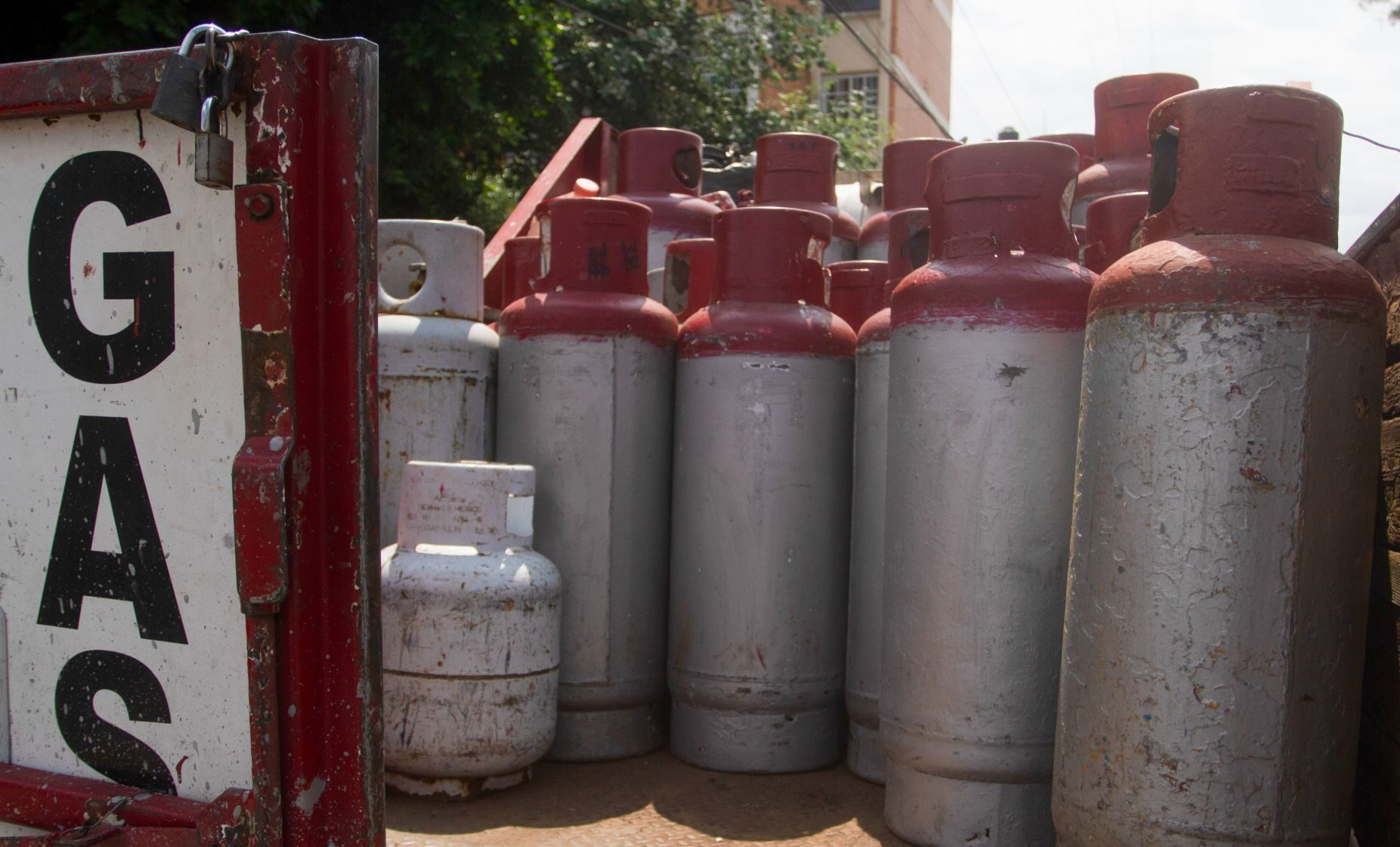Precio del gas LP del 22 al 28 de agosto de 2021 en México
