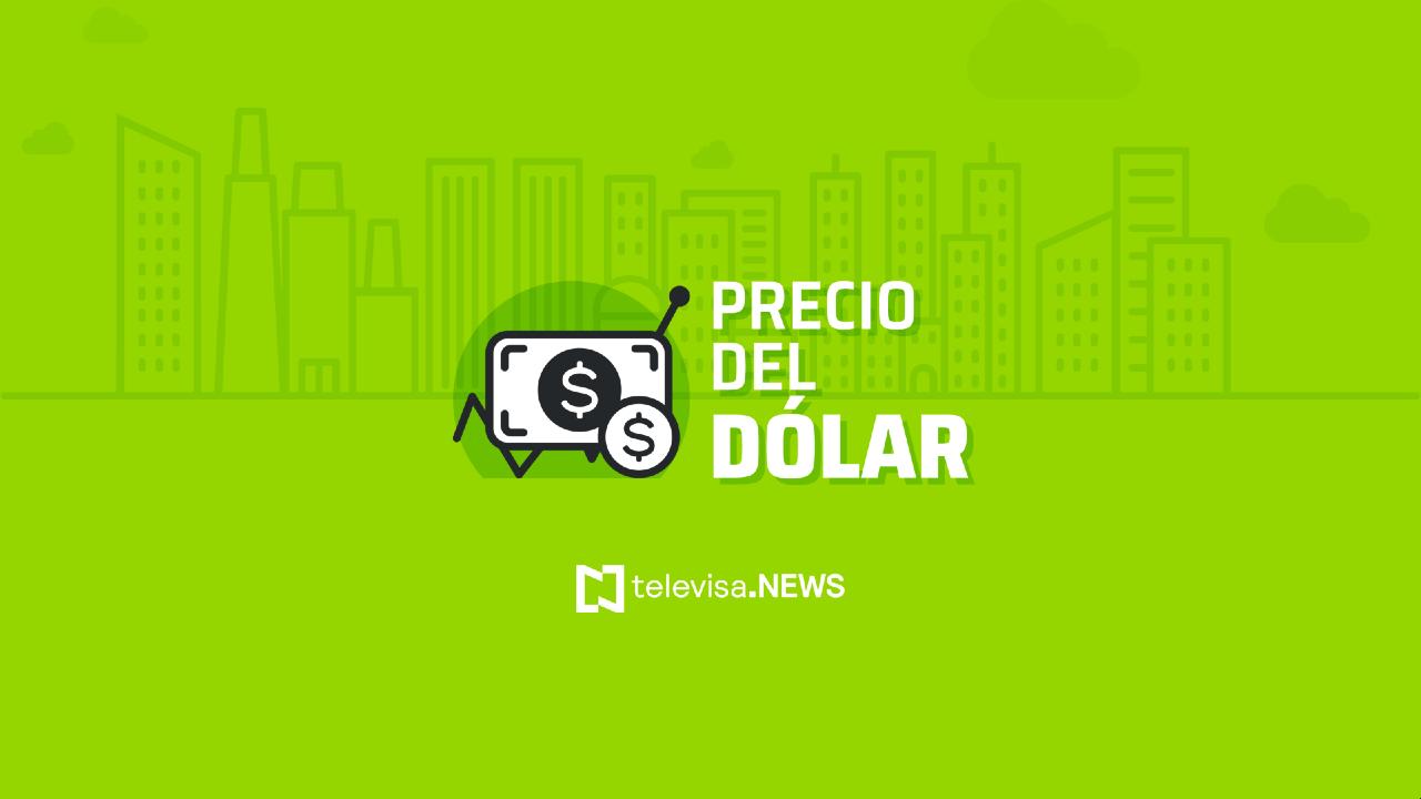 ¿Cuál es el precio del dólar hoy 31 de agosto?