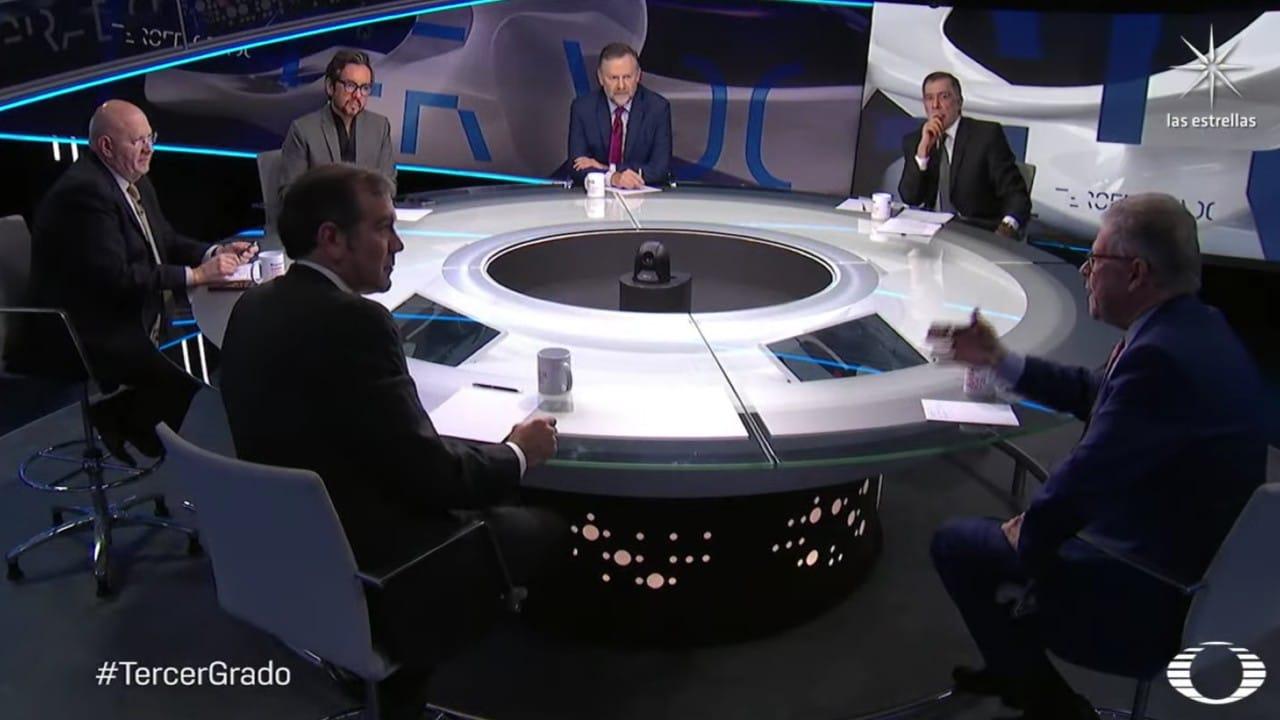 Video: La reforma electoral, en Tercer Grado