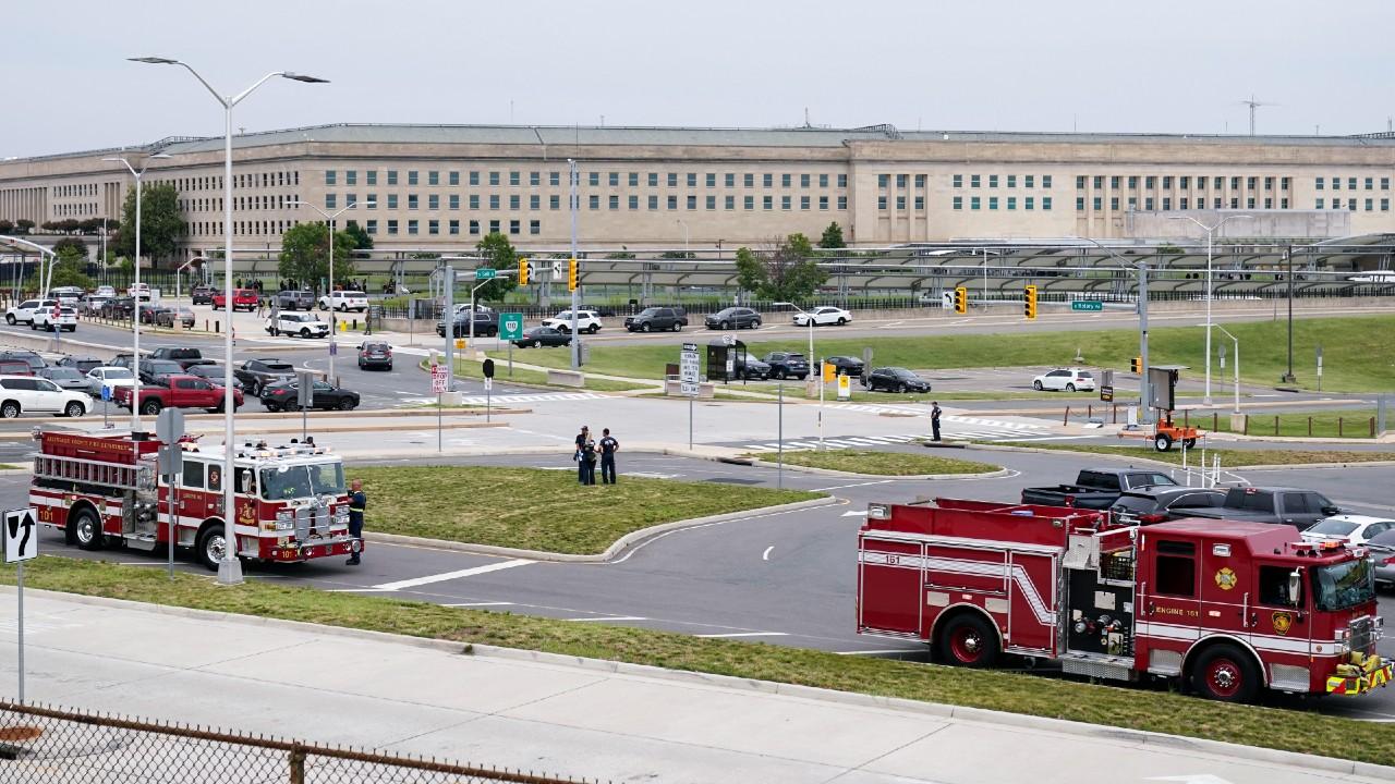 Reportan tiroteo afuera del Pentágono en EEUU