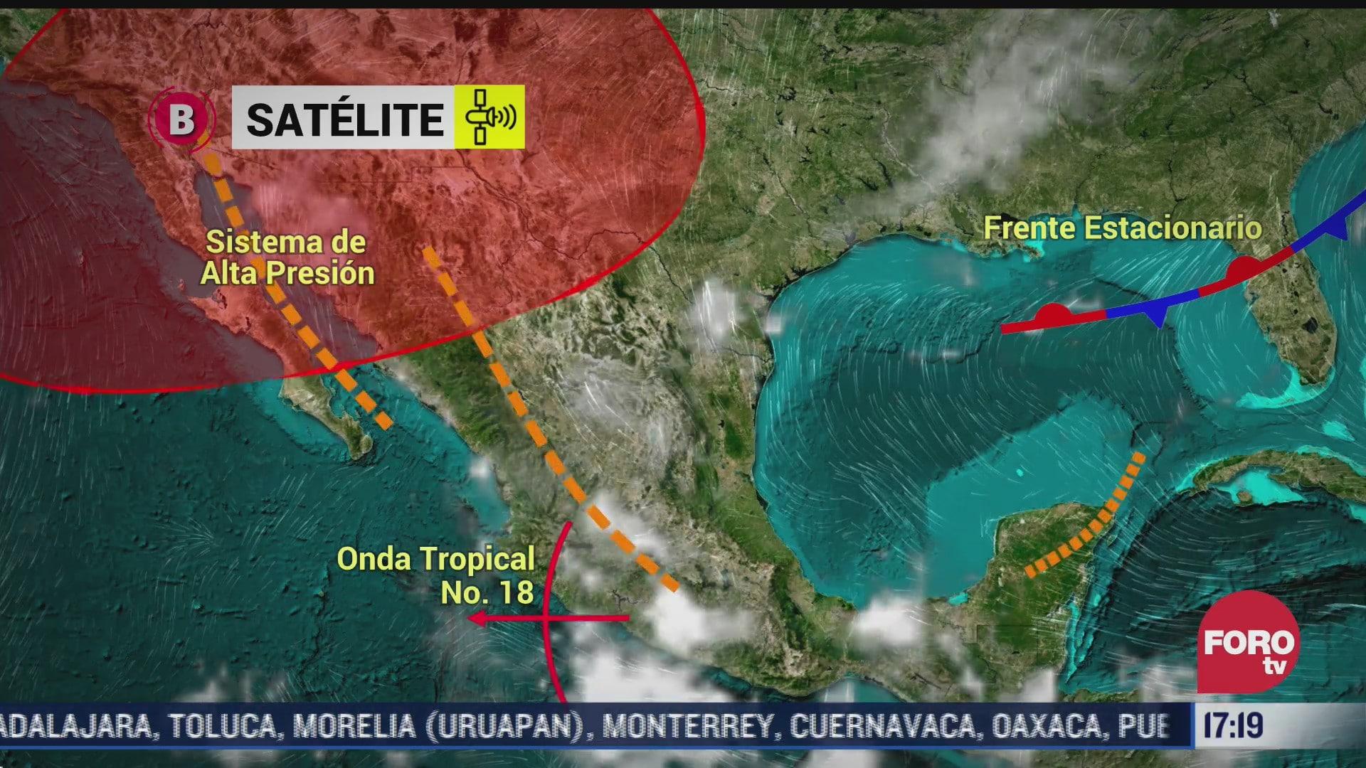 se forma tormenta tropical kevin en el pacifico