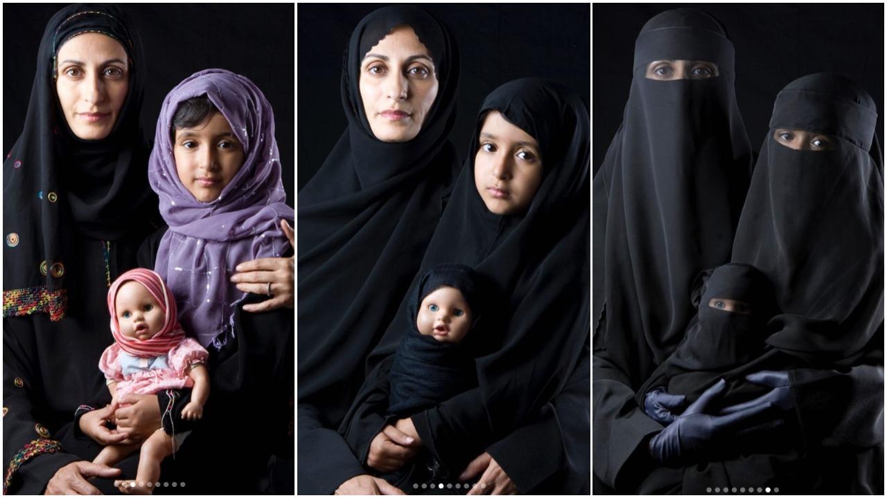 Boushra Almutawakel, Afganistán, Yemén, mujeres, islam, Instagram