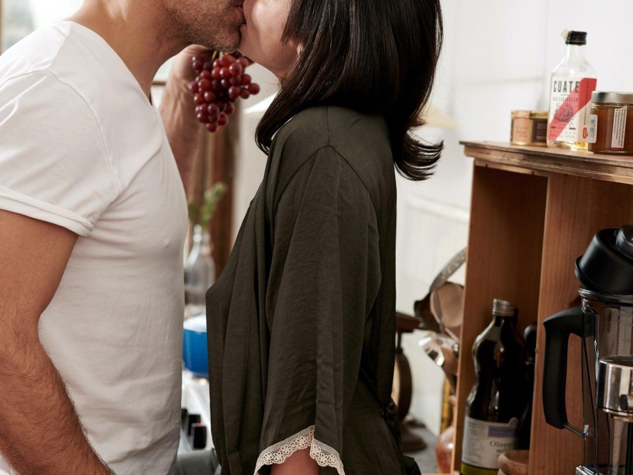 Sexo en la cocina, cómo hacerlo