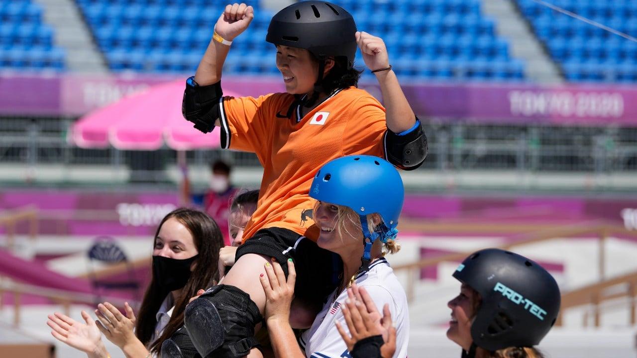 Misugu Okamoto, Japón, Tokyo 2020, Juegos Olímpicos, skateboarding