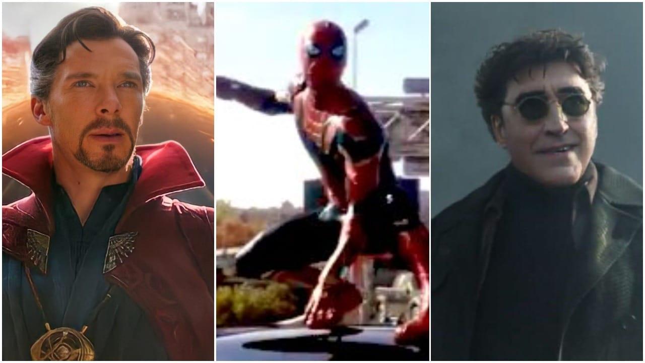 trailer, avance, Spiderman, Marvel, captura de pantalla