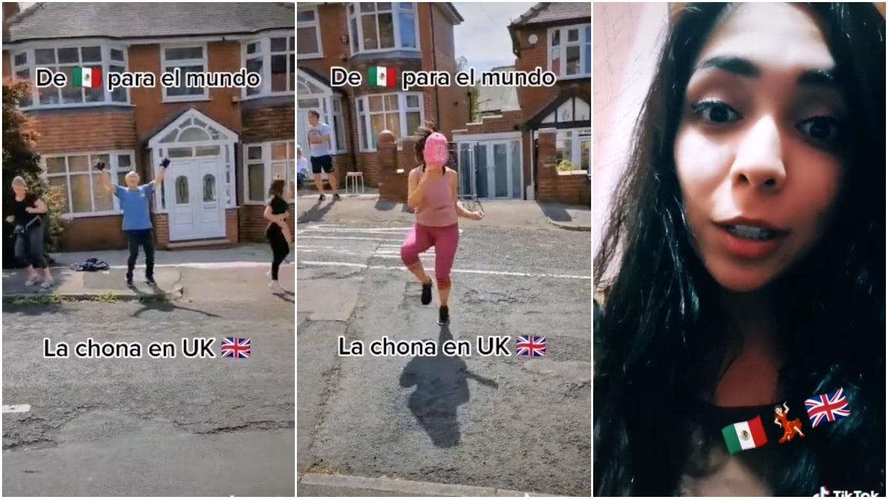 Tania Morales Chona Vaca TikTok