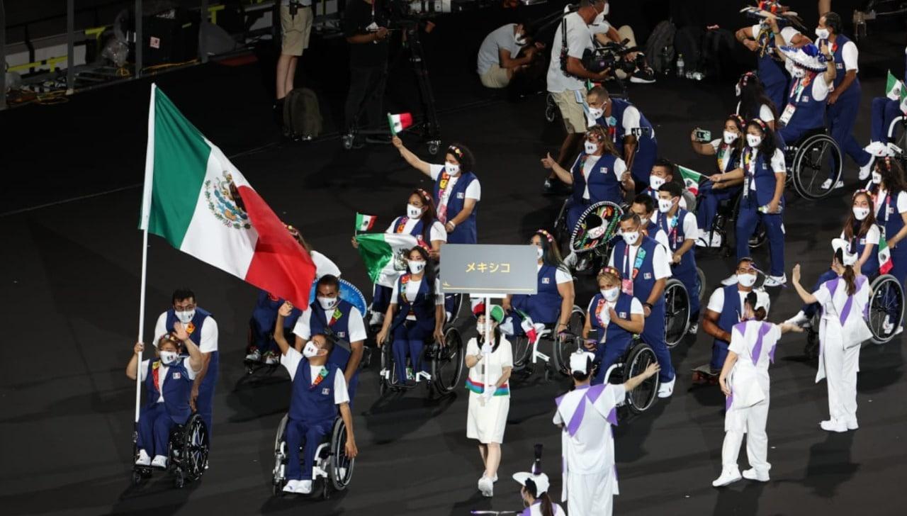 Calendario de participación de los atletas de México en los Juegos Paralímpicos de Tokio 2020