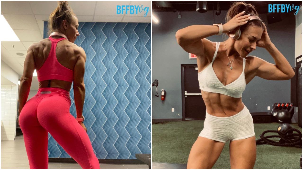 Vanessa Guzmán respuesta a críticas por su cuerpo fisicoculturista