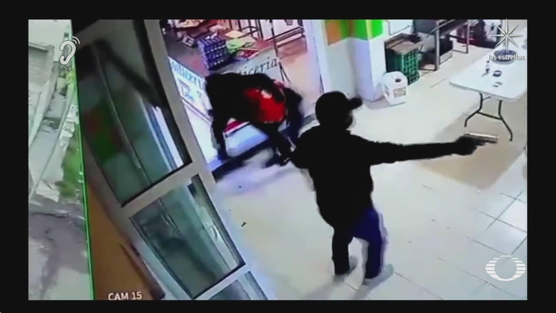 video secuestro de trabajadora de rosticeria en guanajuato se desconoce su paradero