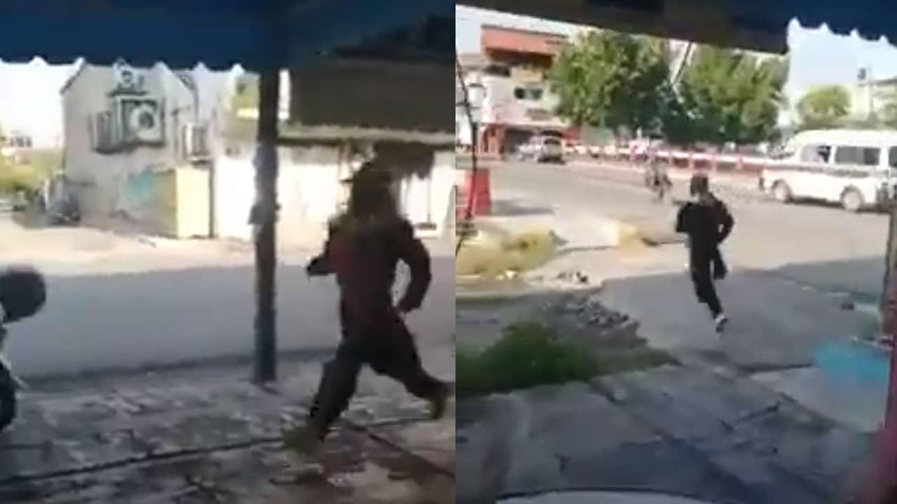 Video Intento robar traje Jose Maria Morelos de museo