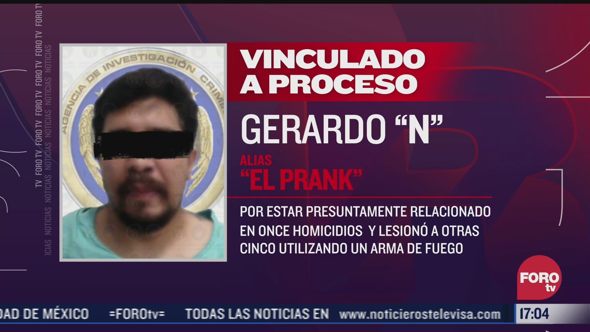 vinculan a proceso a el prank en guanajuato