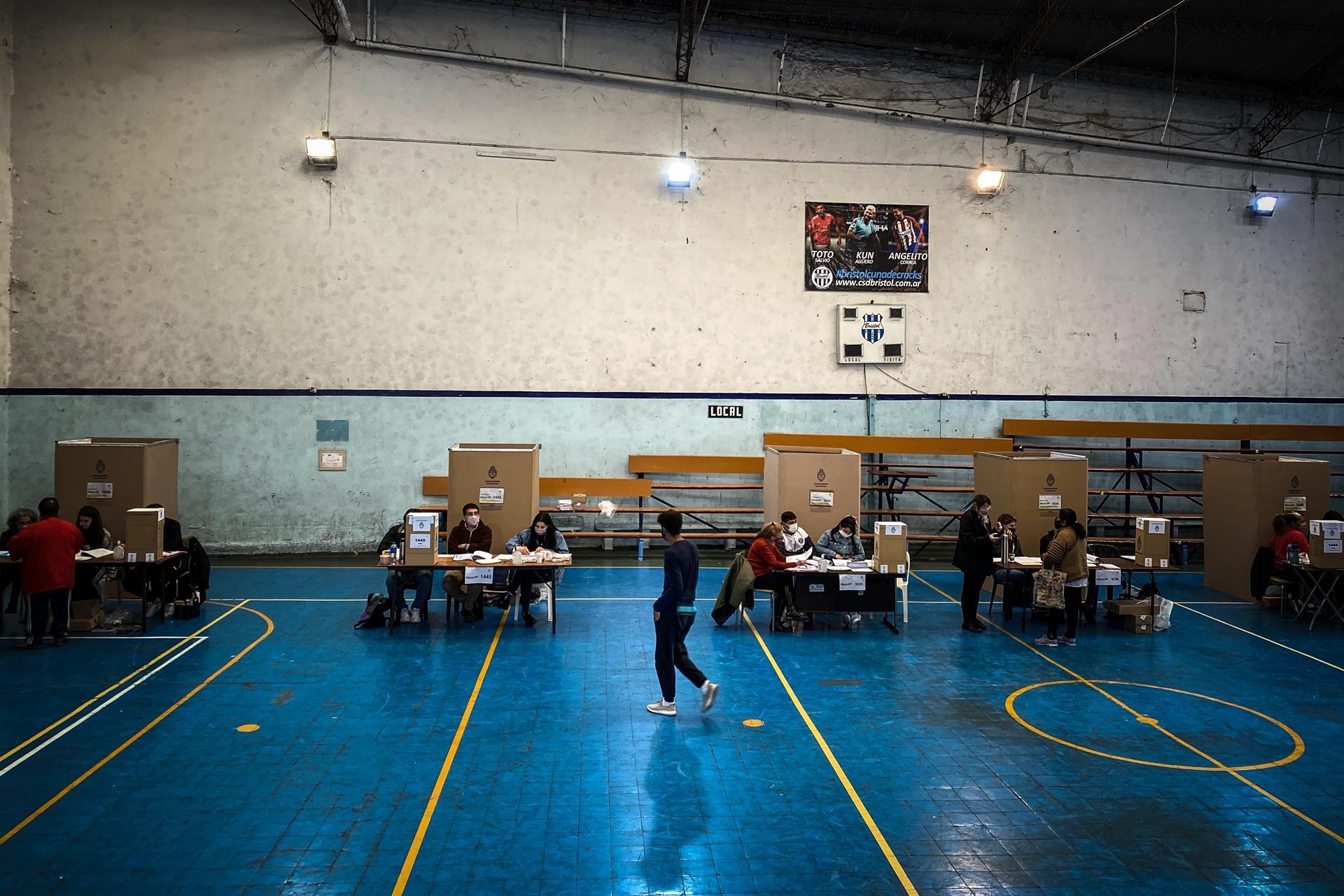 Argentina celebra elecciones primarias, prueba para Alberto Fernández