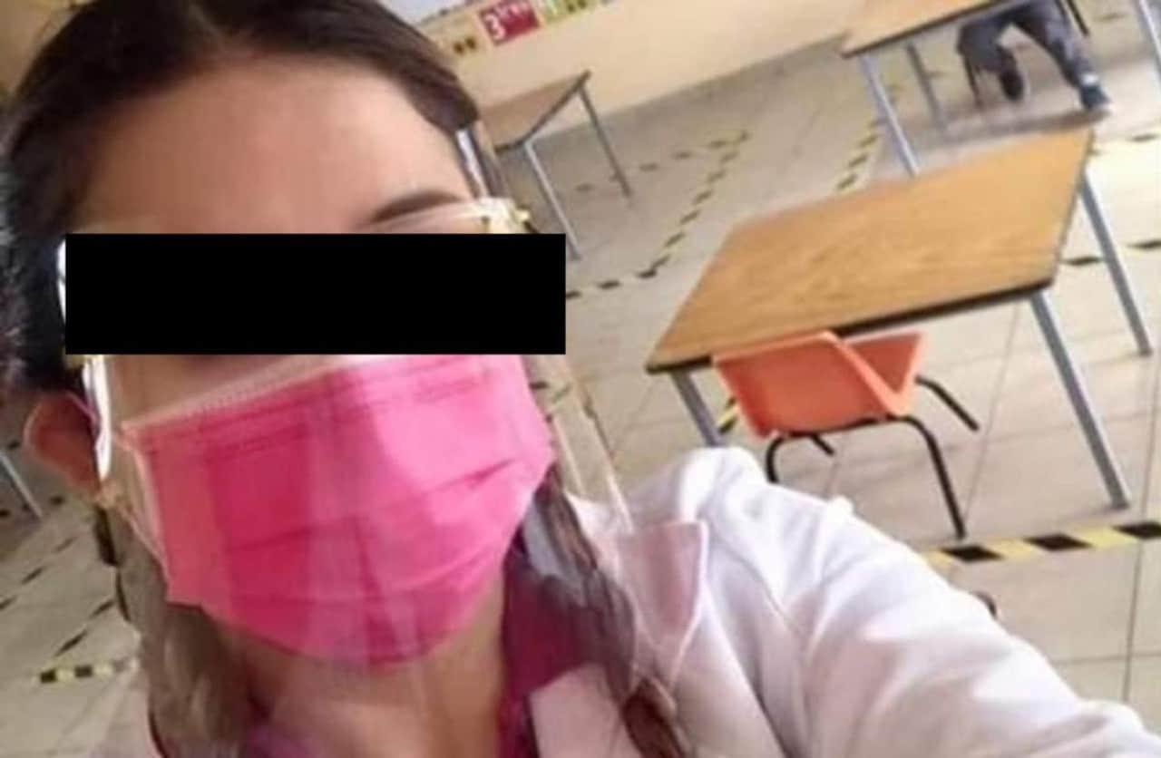 Maestra se burló de su alumno en redes sociales