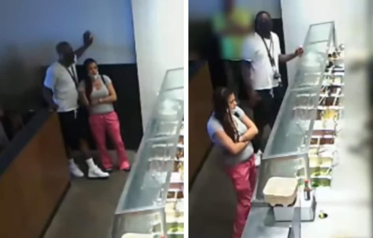 Mujer amenaza con pistola a cajera de Chipotle