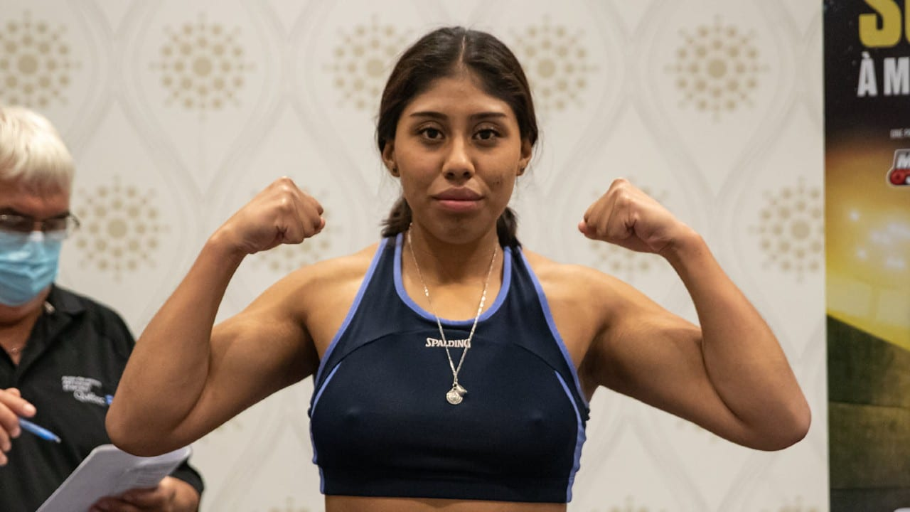 Canadá investiga la muerte de la boxeadora mexicana Jeanette Zacarías Zapata