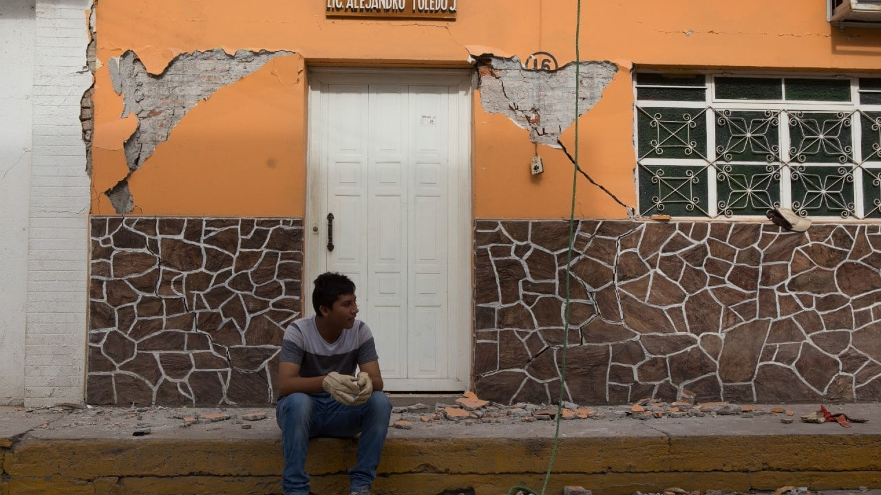 A 4 años del sismo en Juchitán, Oaxaca, los recuerdos de la tragedia siguen vivos