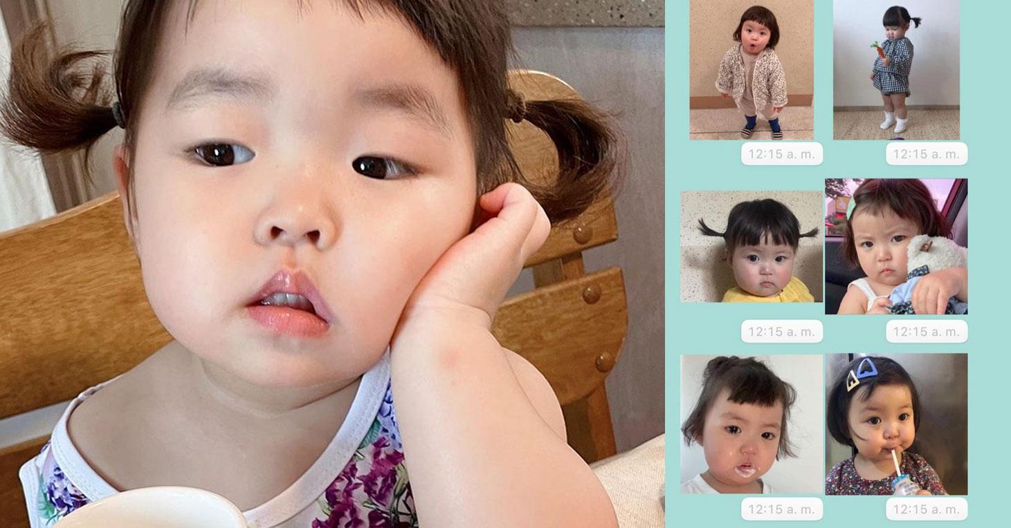 WhatsApp Ya no podrás usar los stickers de la niña coreana