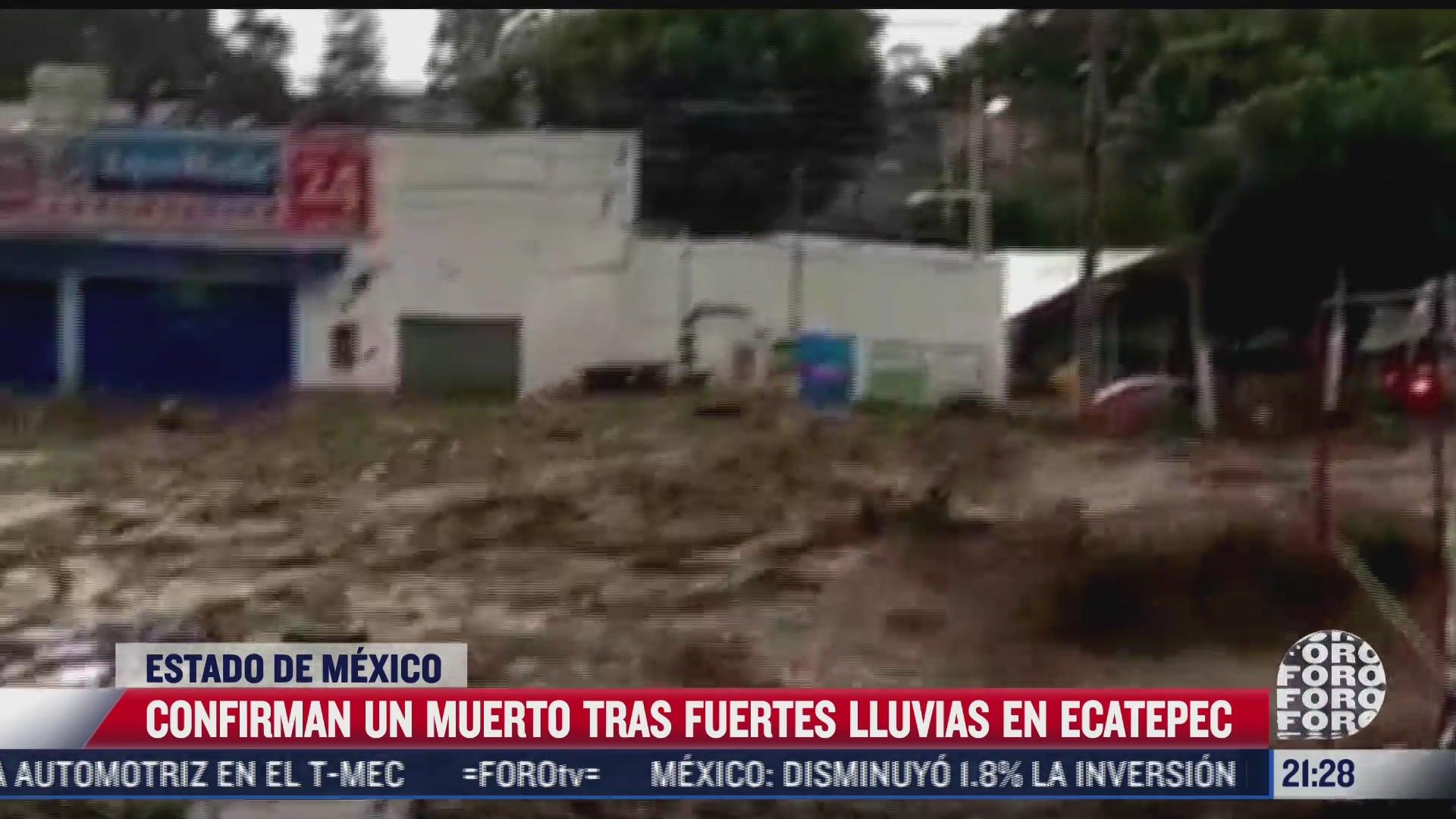 activan plan mixtli tras fuertes lluvias registradas en ecatepec