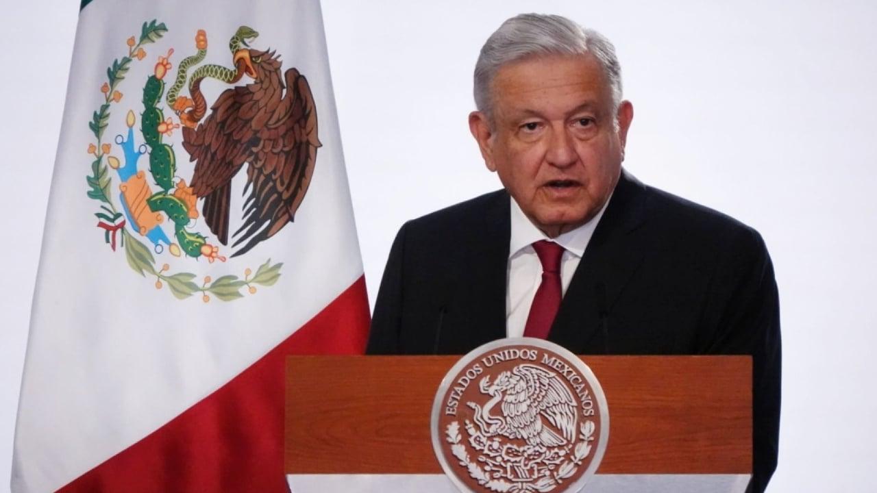 Andrés Manuel López Obrador, presidente de México, ofreció su tercer informe de gobierno desde Palacio Nacional