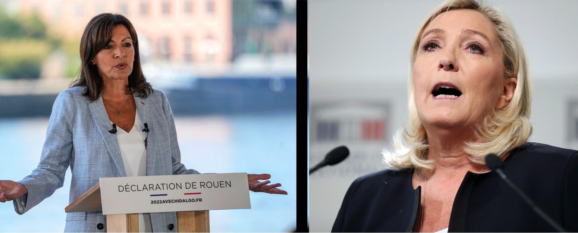 Dos mujeres anuncian su candidatura para la presidencia de Francia