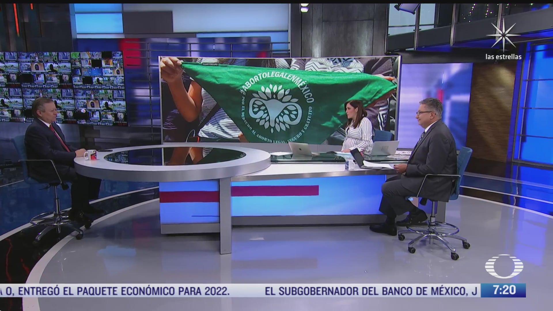 arturo zaldivar presidente de la scjn en entrevista para despierta
