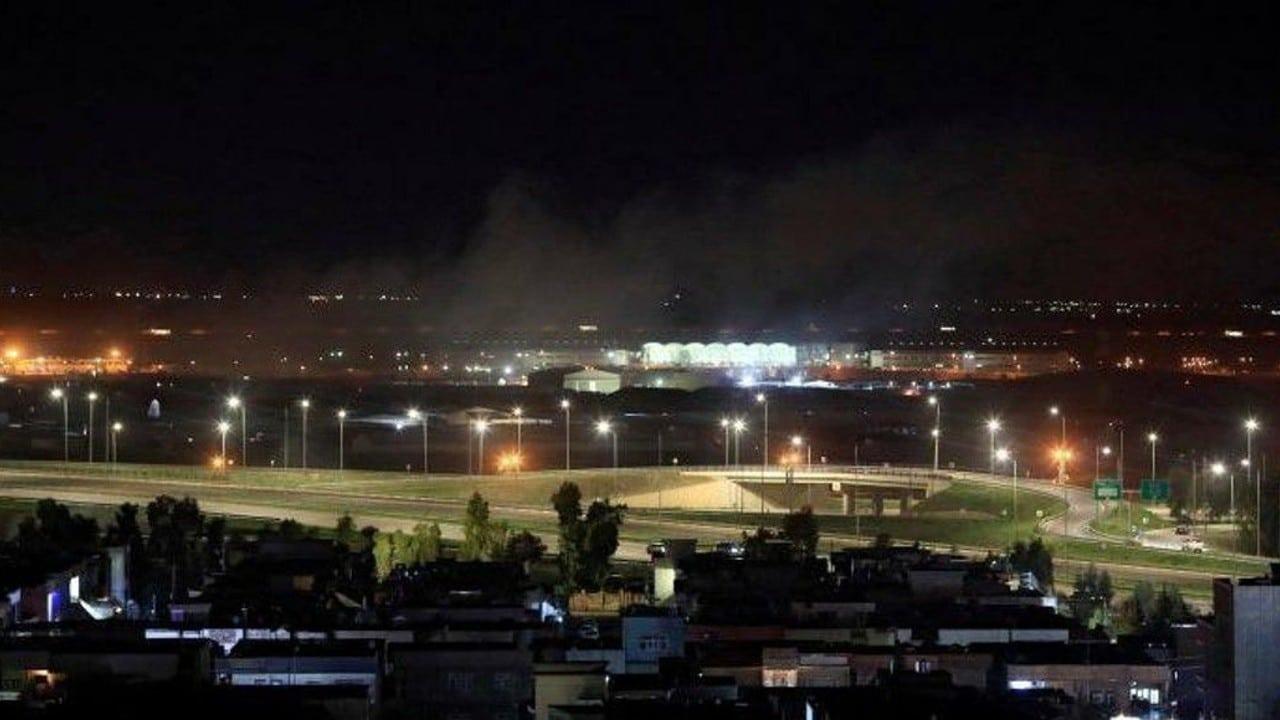 Atacan con drones aeropuerto de Erbil, Irak