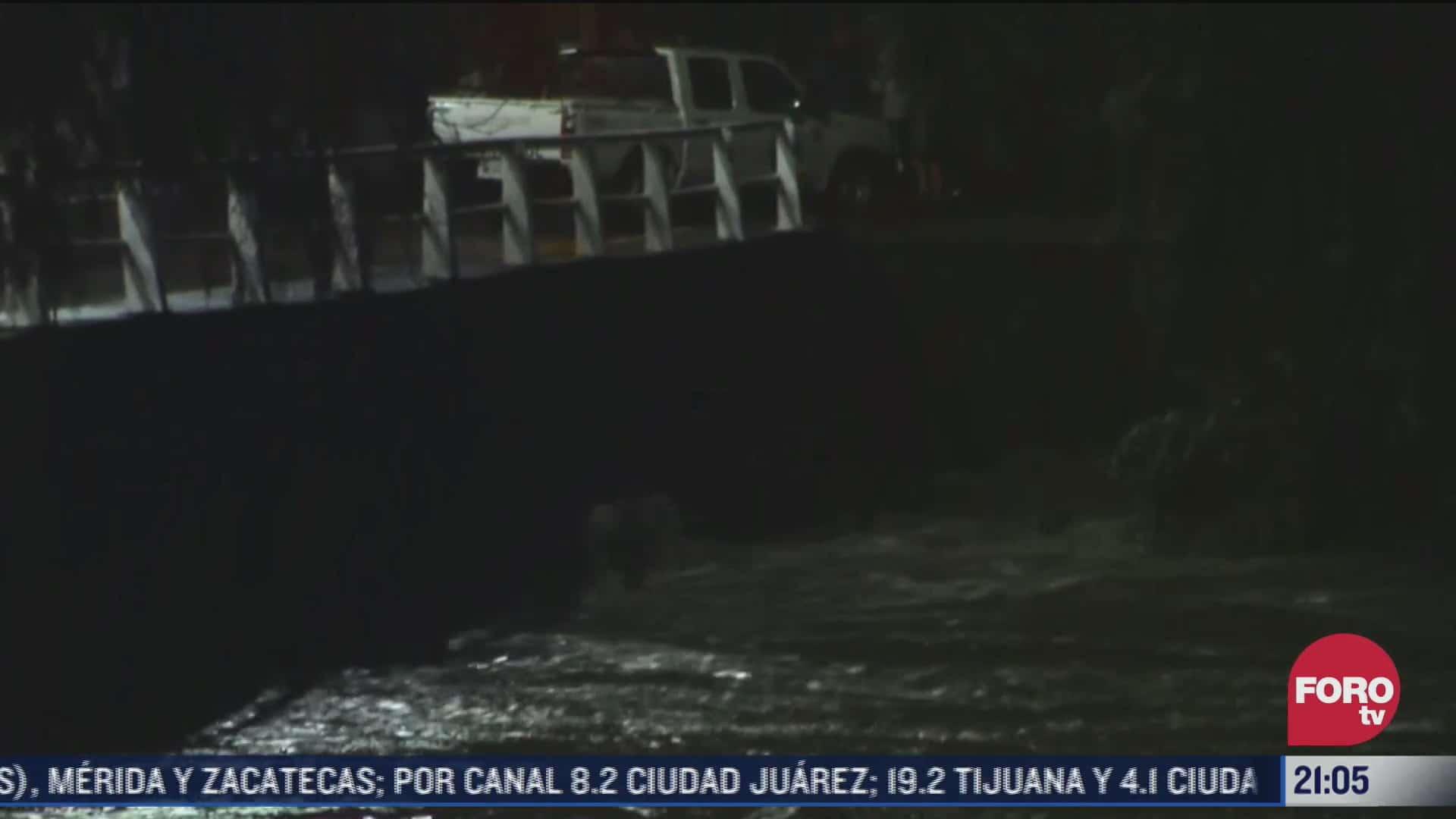 aumento en nivel de los rios causan alerta en zacatecas