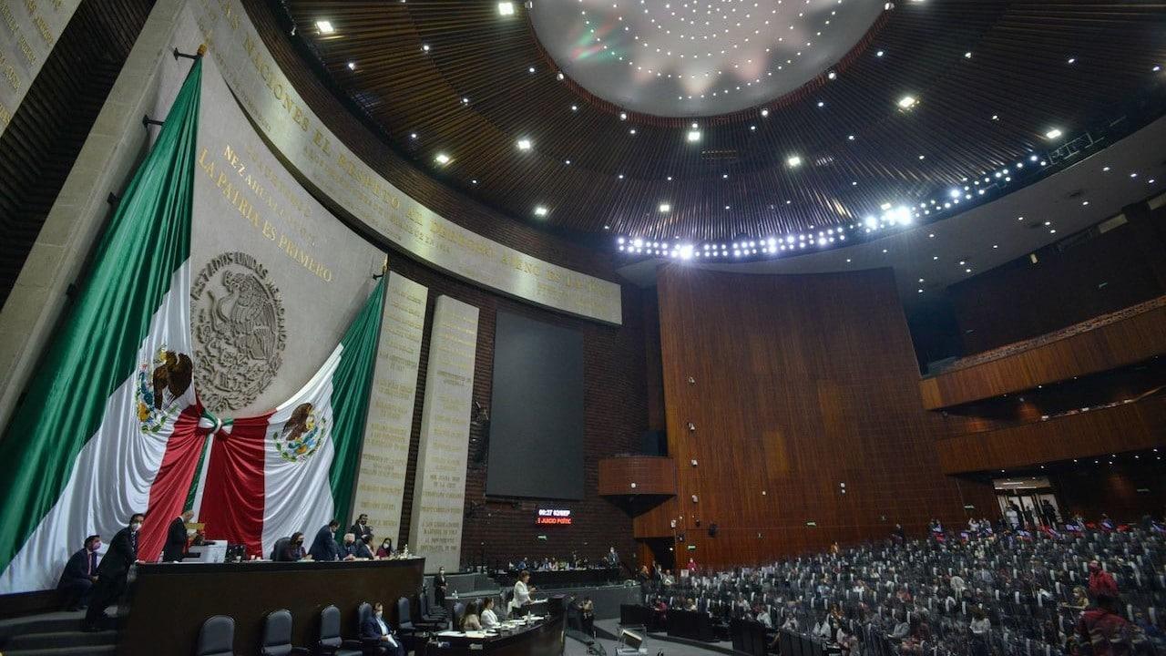 Sesión de la Cámara de Diputados (Cuartoscuro)