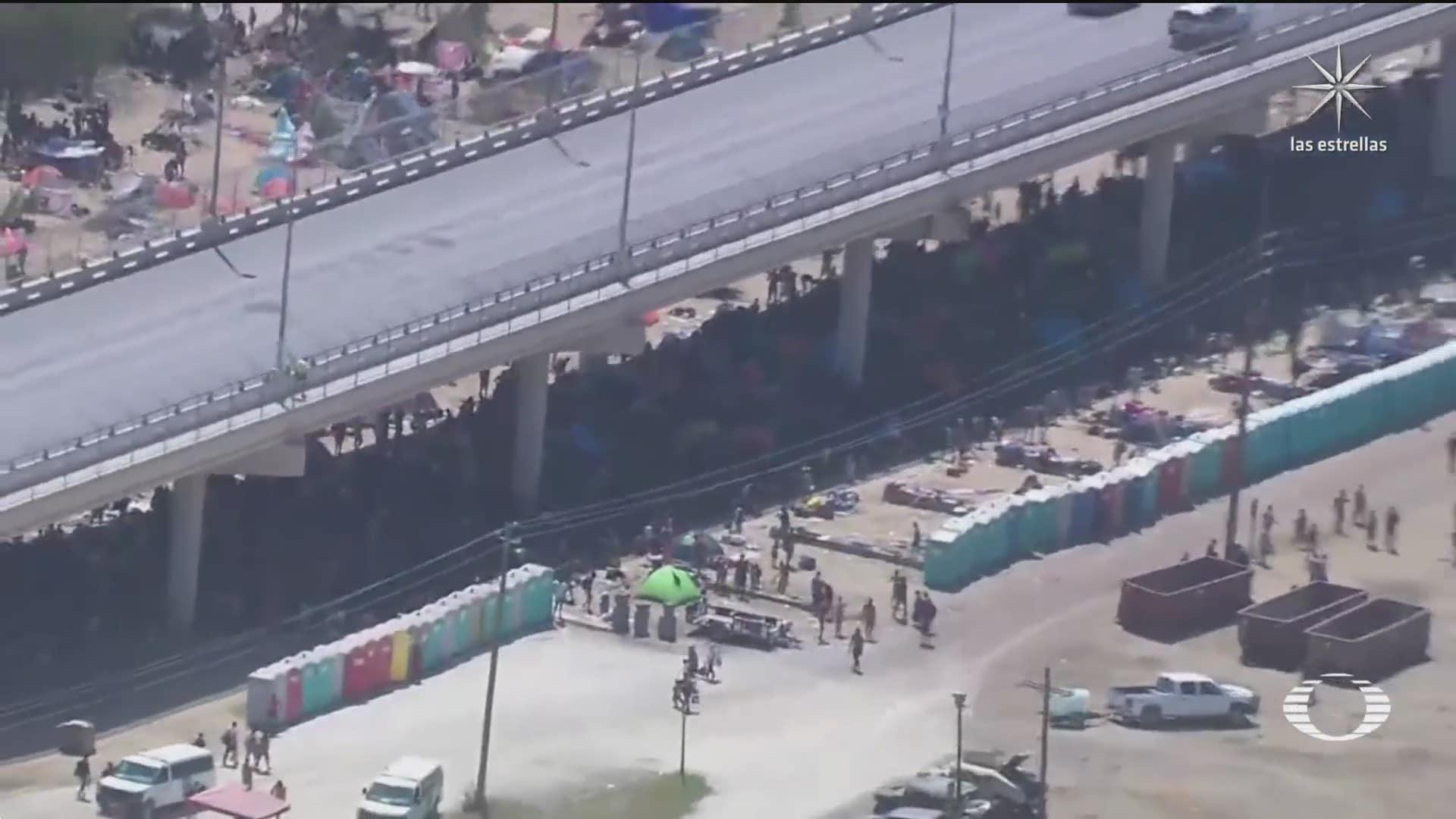 cancelan temporalmente el puente fronterizo en ciudad acuna