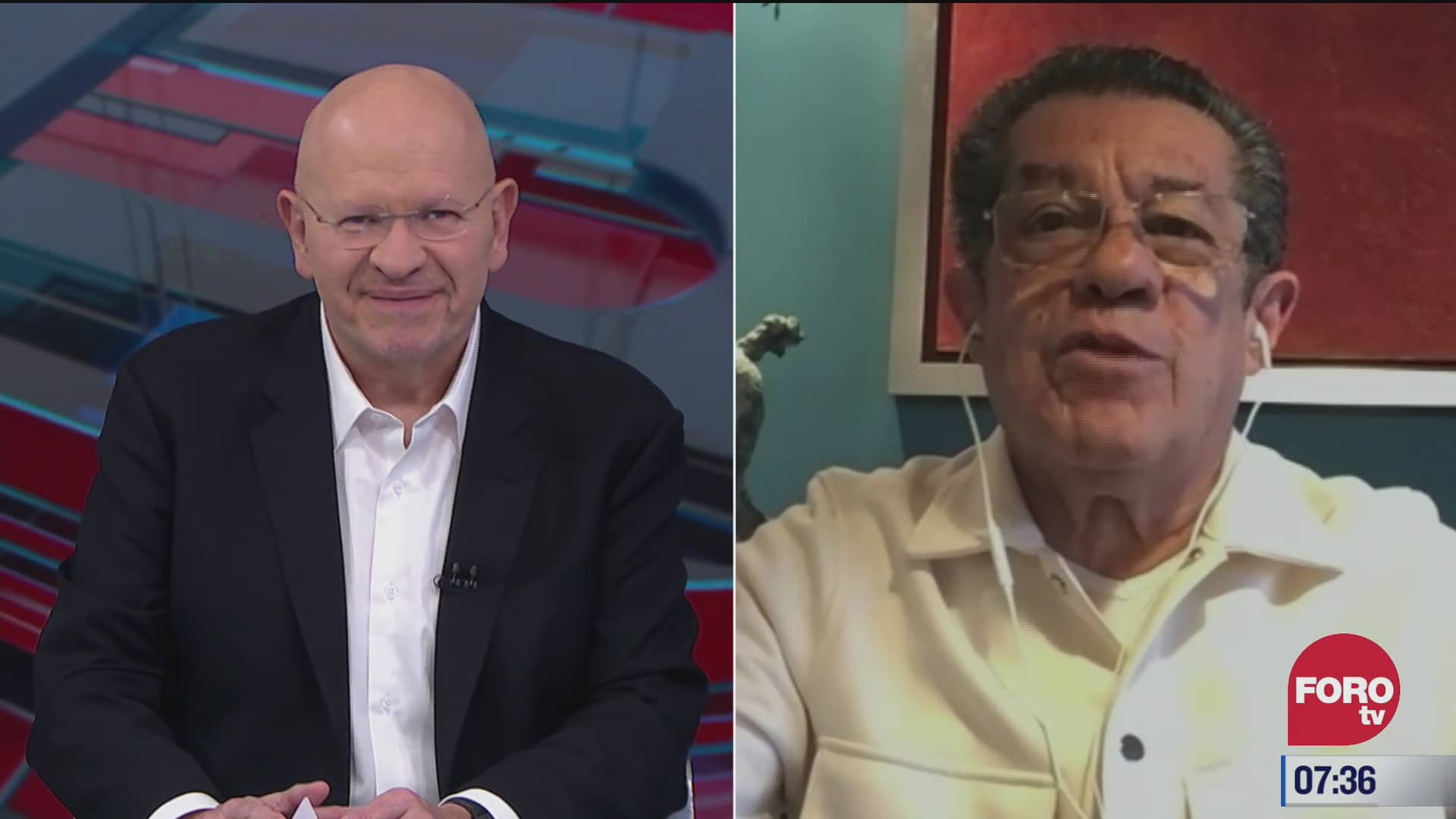 Senadores no necesitan crear nuevo grupo parlamentario: Rafael Cardona