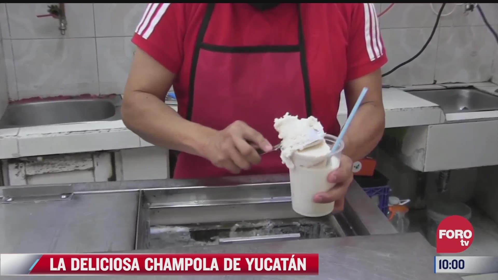champola forma parte del patrimonio cultural intangible de yucatan