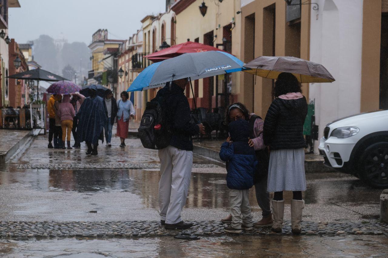 Lluvias en el estado de Chiapas (Cuartoscuro)