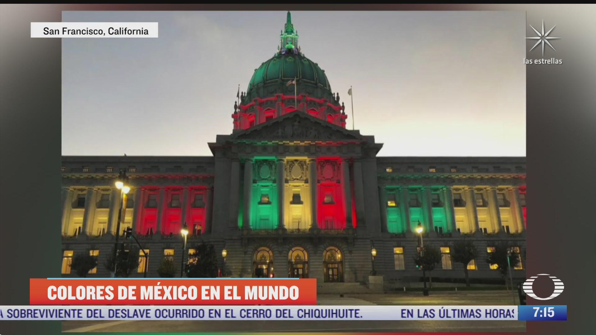 ciudades del mundo celebran la independencia de mexico