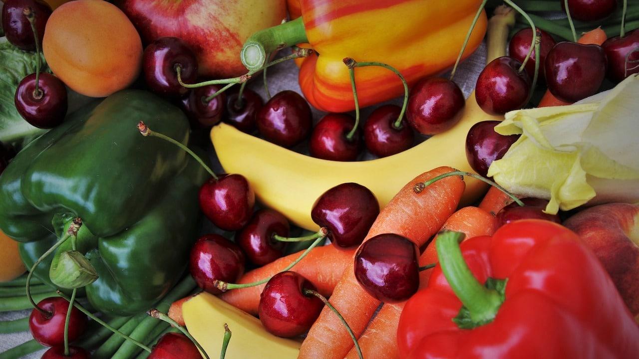 Dieta arcoíris en qué consiste