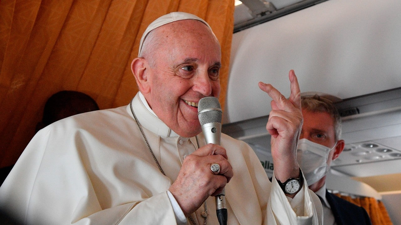 Condena el papa Francisco la práctica del aborto