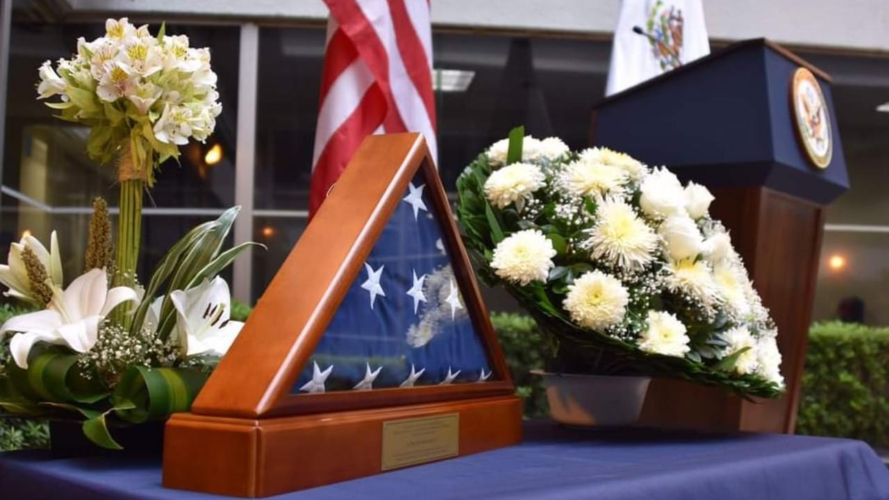Consulado de EEUU en Ciudad Juárez conmemora atentados del 11-S