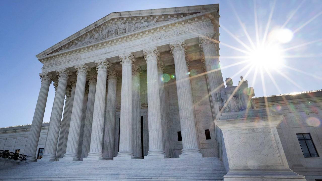 Corte Suprema de Estados Unidos (Getty Images)